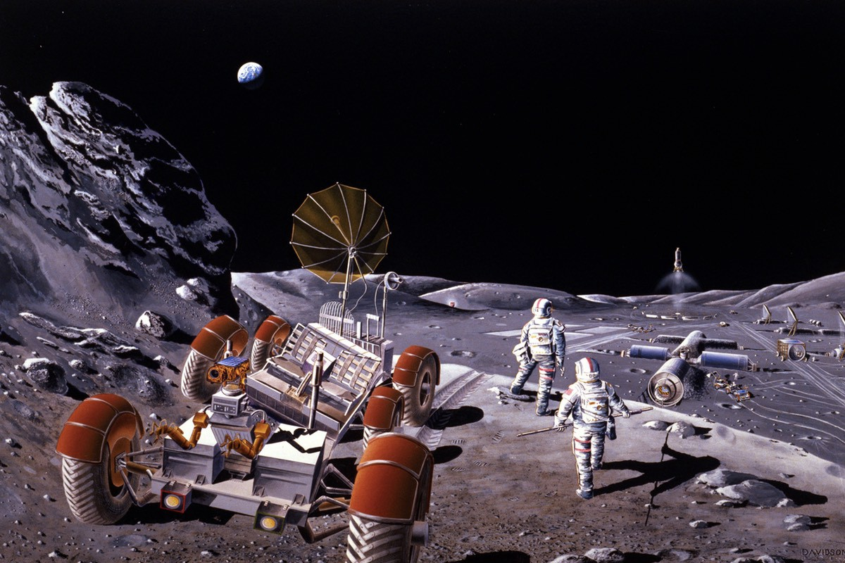 lunar space program - photo #14