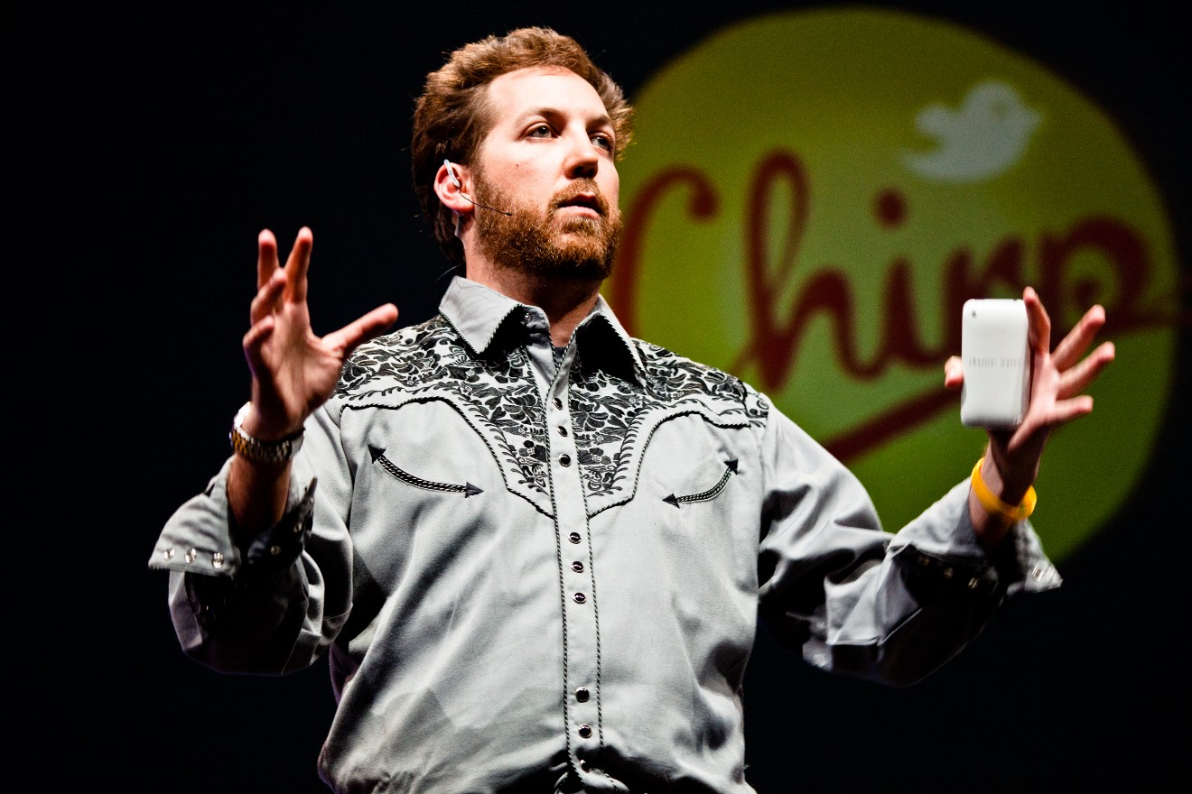 Chris Sacca at Chirp