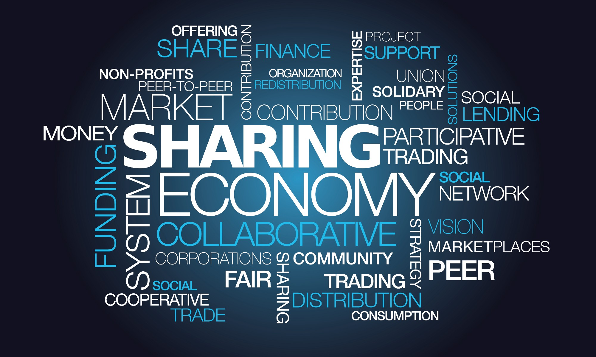 "The Emerging Markets in ""Sharing Economy"""