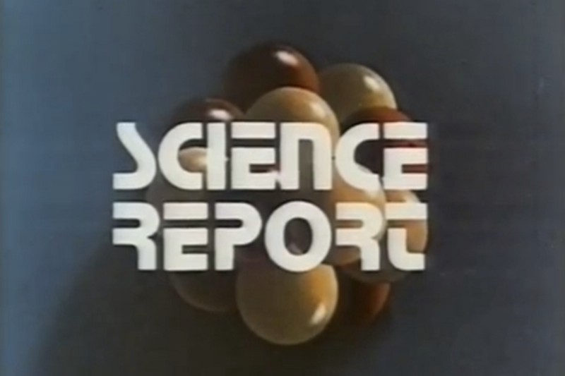 Alternative 3 was broadcast as part of Anglia TV's Science Report