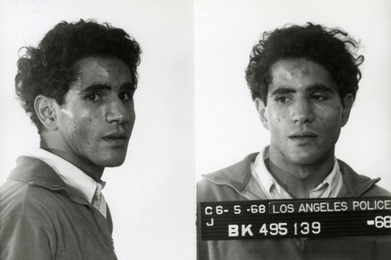 Sirhan claimed to have no memory of the assassination