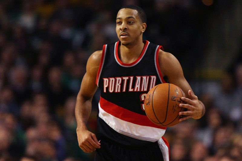 McCollum agrees to 4-year extension with Blazers