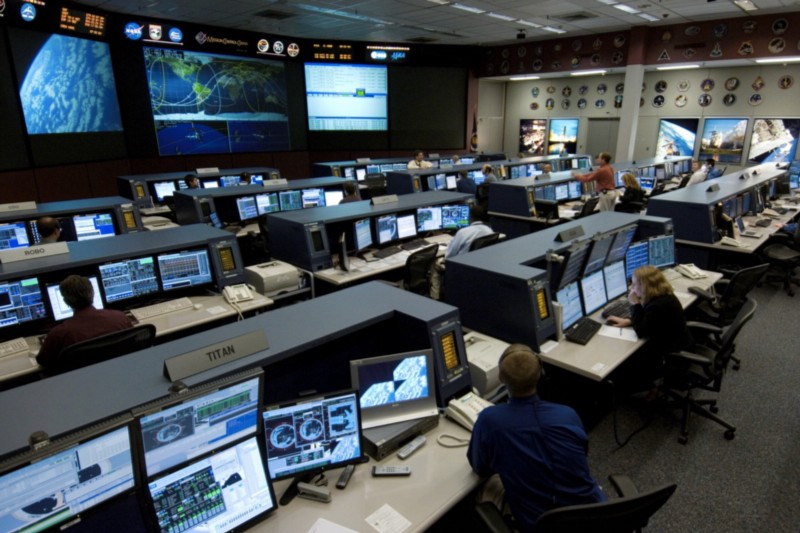McKinnon hacked into NASA computers at the Johnson Space Center