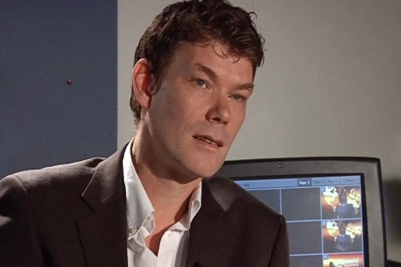 Gary McKinnon claimed to have found evidence for a secret space program